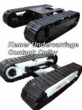 crawler track undercarriage manufacturer
