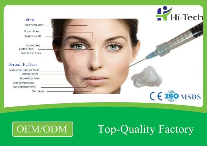 Injectable HA Dermal Filler Hyaluronic Acid Injection