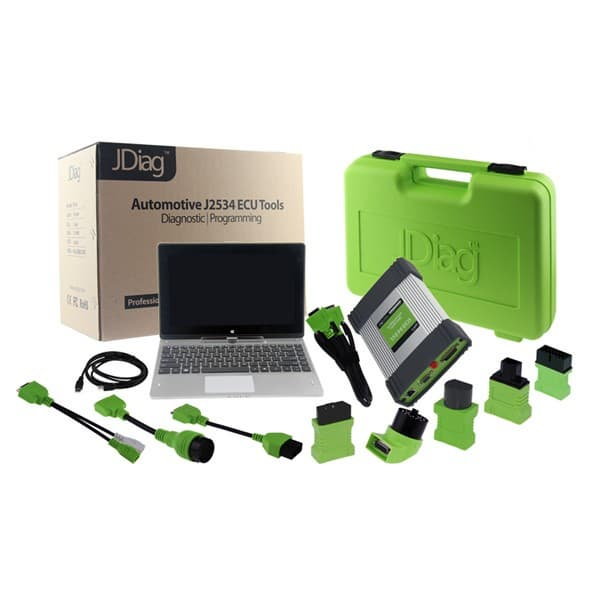 JDiag Elite J2534 Device ECU Diagnostic and Programming Tool