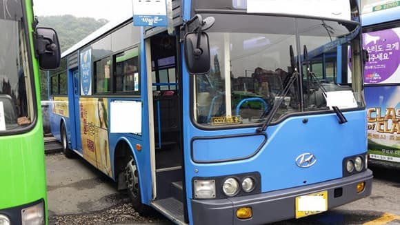 Used bus_ HYUNDAI_ COUNTY