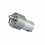 37mm eccentric shaft DC geared motor 12V 24V