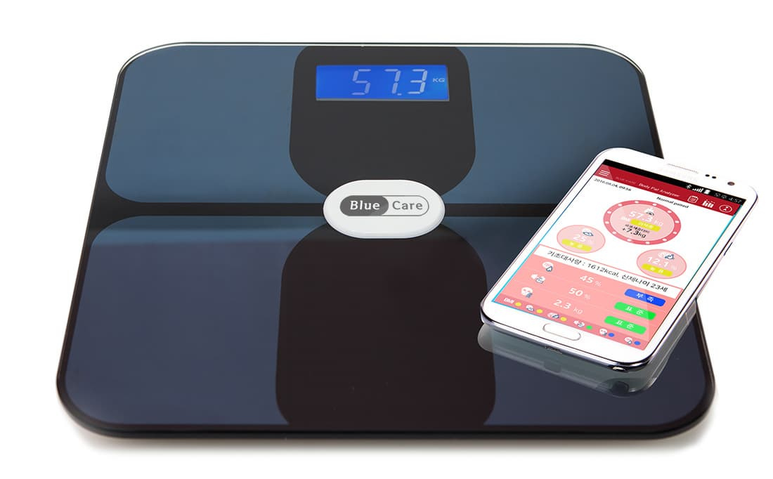Bluecare Body Fat Analyzer
