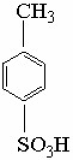 4- methyl benzene sulfonic acid
