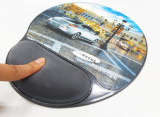 ABS injection molding GEL mouse pad