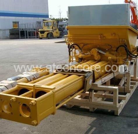Easy clean hopper concrete pump spare parts | tradekorea