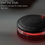 1-Button transmitter -Advanced Luxury type-