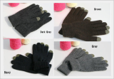 Smartphone Touch Gloves (Three Fingers Touch)