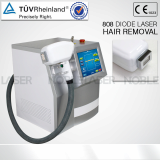 portable laser hair remove machine 808nm pern