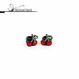 Mini Cherry disco pin (reggae)