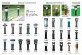 LED Lawn Light / Solar LED Lawn Light