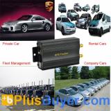 Quadband GPS Car Tracker (SMS, Geo-fencing Control)