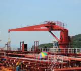 Hose Handling Crane_ Provision Crane