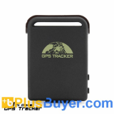 Mini Worldwide GPS Tracker (SOS Function, GPRS, Rechargeable)