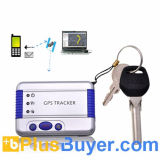 Quadband GPS Tracker (Two Way Calling, SMS, 3 Quick-dial Phone Number)