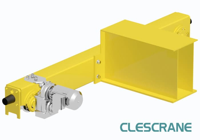 CHS Series 10 Ton Bridge Crane Single Girder Overhead Crane
