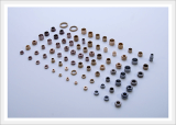Oilless Bearing Components