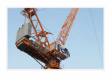 L-type Tower Crane