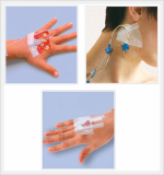 Sterile Transparent Dressing with Securing Tape
