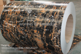 Stone _ marble pattern color coated aluminum sheets