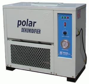 Constant Temperature Type Dehumidifier for Printing Industry