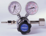 Argon Gas Regulator(Flow-gauge type)