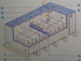 PDF (polyethylene double frame) Water Tank