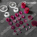 Ruby jewels_ Ruby bearings_ Sapphire Bearings_ Cup jewels
