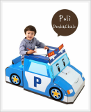 Poli Desk&Chair Set