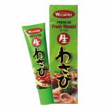 Premium fresh wasabi paste