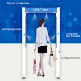 Zero gate covid19 virus bacteria sanitizer