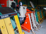 used agricultural farm machines