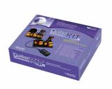Optical communication kit