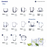 Glasslock Mugs
