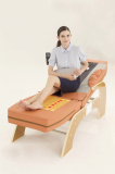 Jade roller PEMF POWER Thermal Spine Massage Bed _ FIR