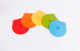 Liflicon Silicone Suction Lids Colorful Food Covers_airtight