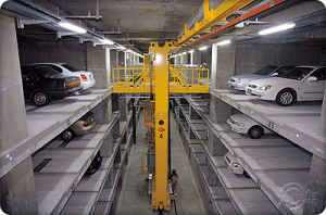 multilevel car parking system project pdf