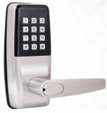 ANSI Mortise Lock _ Electronic Lock _ER_SK9_