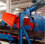 Belt Discharger for belt conveyor