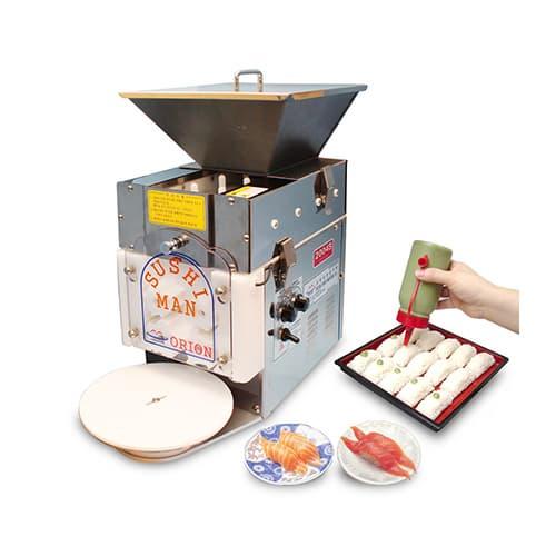 sushi robot from orion food machine b2b marketplace portal. Black Bedroom Furniture Sets. Home Design Ideas