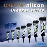 Hydraulic Breaker DAEMO Alicon Series