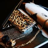 Leopard case Korean Handmade Phone Case note3