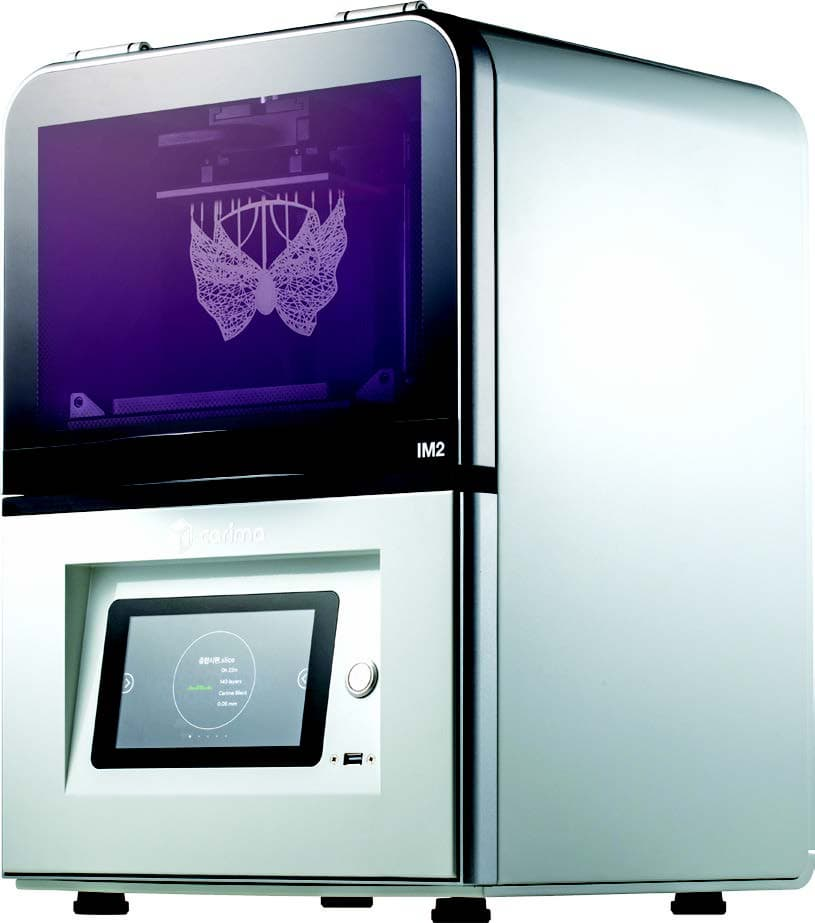 DLP 3D Printer specialized in Jewelry and Dental - IM2 | tradekorea
