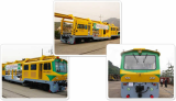 B2S(Ballasted To Slab) Track Machine