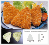 Green Laver Squid Cutlet