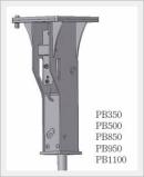 Small Size Hydraulic Breaker