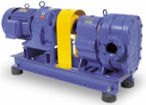 Positive Displacement Twin Cylindrical Pump