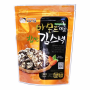 Almond rice seaweed snack
