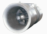 Tunnel Ventilation Jat Fan with cast aluminium
