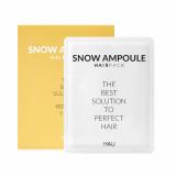 Deep moisturization nutrient Snow Ampoule Hairpack