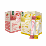Fructooligosaccharide banana_strawberry latte _ChungCheong K_VENTURE Fair_Republic of Korea_